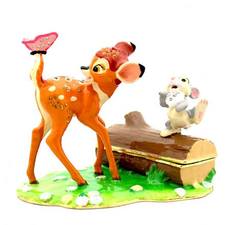 Bambi Trinket Box